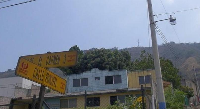 Terreno en El Carmen, San Marcos San Salvador
