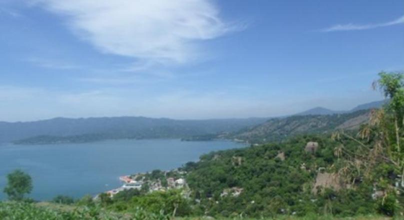 Lote con vista al Lago de Ilopango