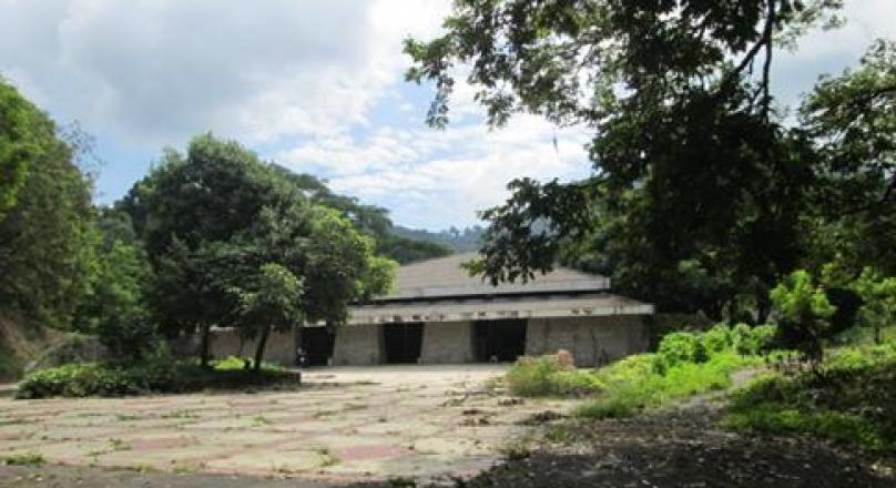 Ex-Teleférico San Jacinto Soyapango