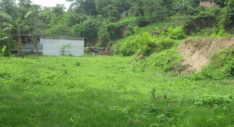 Terreno en Cantón 3 Ceibas, Armenia Sonsonate
