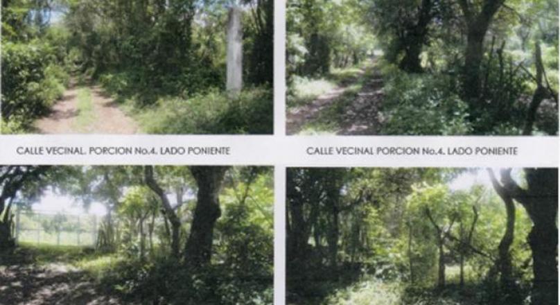 Terreno en Ex-Beneficio Monte Alegre, Chinameca San Miguel
