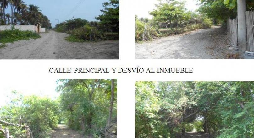 Terreno en Las Hojas, Zacatecoluca